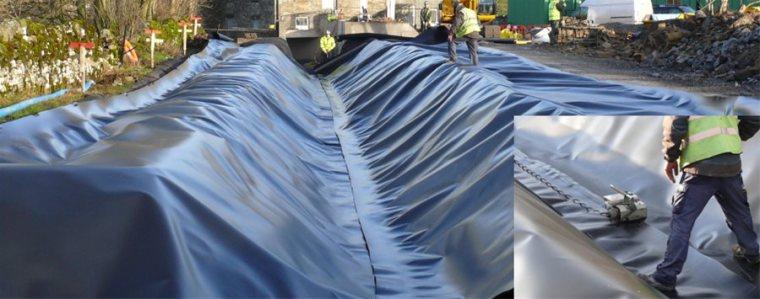 Daftar harga geomembrane HDPE Terbaru Tahun Ini
